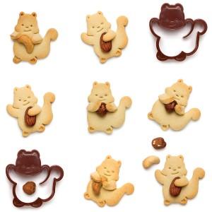 Вырубка для печенья Nutter, пластик, Monkey Business, Израиль, арт. 76619, фото 32