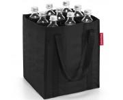 Сумка-органайзер для бутылок bottlebag black, L 24 см, W 24 см, H 28 см, Reisenthel, Германия