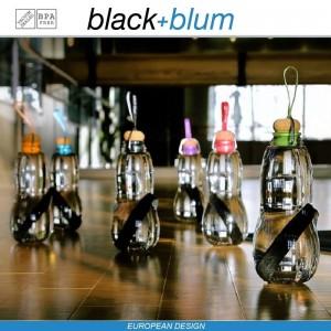Eau Good эко-бутылка для воды с угольным фильтром, 600 мл, фиолетовый, Black+Blum, арт. 12137, фото 6