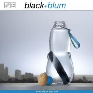 Eau Good эко-бутылка для воды с угольным фильтром, 600 мл, лайм, Black+Blum, арт. 12136, фото 5
