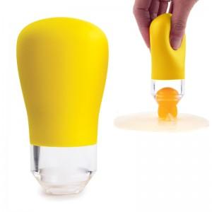 Прибор для отделения желтка от белка yolkr желтый, L 10,8 см, W 5,5 см, H 4,2 см, Fusionbrands, Тайвань, арт. 17077, фото 1