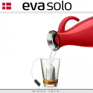 Чайник электрический, 1.5 л, красный, Eva Solo, Дания, арт. 42431, фото 2