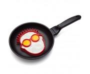 Форма для блинчиков, яичницы Gregg's, силикон жаропрочный пищевой, Monkey Business, Израиль