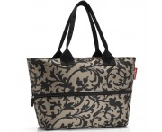 Сумка shopper e1 baroque taupe, L 50 см, W 16,5 см, H 27 см, Reisenthel, Германия