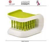 Щетка BladeBrush для столовых приборов и ножей, зеленая, Joseph Joseph, Великобритания