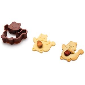 Вырубка для печенья Nutter, пластик, Monkey Business, Израиль, арт. 76619, фото 7
