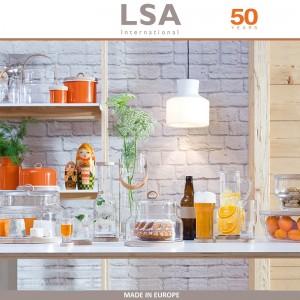Бокалы Utility ручной выдувки, 2 шт по 390 мл, цвет графит, LSA, арт. 87936, фото 3