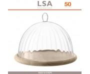 Блюдо AURELIA с крышкой, D 25 см, LSA