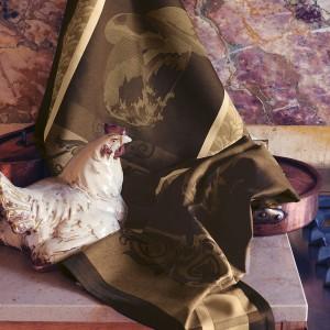 Полотенце кухонное 57x77 см, 100% х/б, Champignons Marron, серия Teatowel, GARNIER-THIEBAUT, Франция, арт. 1252, фото 3