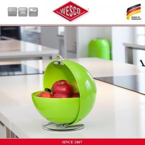 Контейнер для хранения Superball, D 26 см, цвет зеленый, сталь, Wesco, Германия, арт. 77104, фото 7