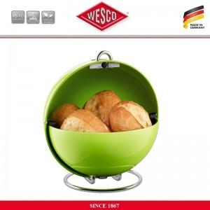 Контейнер для хранения Superball, D 26 см, цвет зеленый, сталь, Wesco, Германия, арт. 77104, фото 2