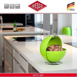 Контейнер для хранения Superball, D 26 см, цвет зеленый, сталь, Wesco, Германия, арт. 77104, фото 8