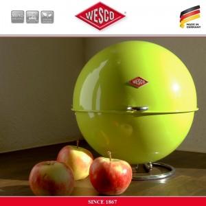 Контейнер для хранения Superball, D 26 см, цвет зеленый, сталь, Wesco, Германия, арт. 77104, фото 3