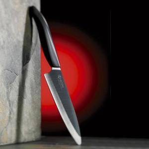 Нож универсальный 13 см, керамика, серия Series Black, KYOCERA, Япония, арт. 1825, фото 3