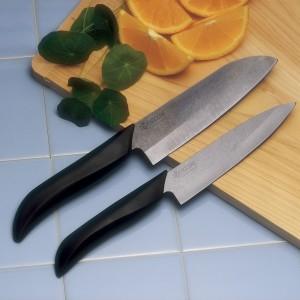 Нож поварской 16 см, керамика, серия Series Black, KYOCERA, Япония, арт. 1826, фото 5