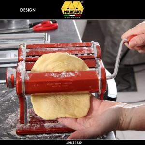 Лапшерезка Atlas 150 Design, красный, Marcato, Италия, арт. 24334, фото 2