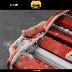 Лапшерезка Atlas 150 Design, красный, Marcato, Италия, арт. 24334, фото 3