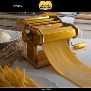 Лапшерезка Atlas 150 Design, золото, Marcato, Италия, арт. 24333, фото 2