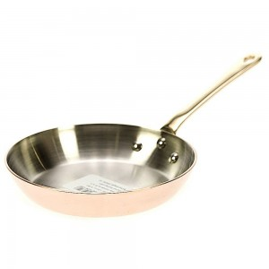 Сковорода, dia 22 см, h 3,5 см, медь, серия M'heritage, MAUVIEL, Франция, арт. 2106, фото 5