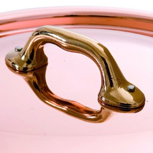 Крышка медная 14 см, серия M'heritage, MAUVIEL, Франция, арт. 2126, фото 3