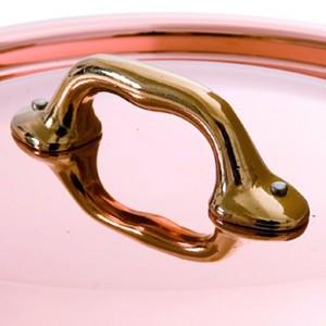 Крышка медная 24 см, серия M'heritage, MAUVIEL, Франция, арт. 2135, фото 3