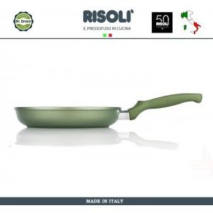Сковорода Dr.Green, D 20 см, алюминий литой, антипригарное покрытие GREENSTONE®, Risoli, Италия, арт. 48481, фото 3