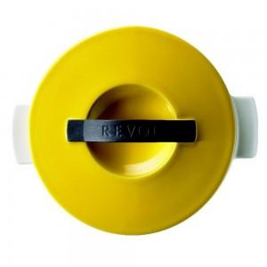 Кастрюля керамическая, 500 мл, индукционное дно, Revolution, REVOL, Франция, арт. 2507, фото 9
