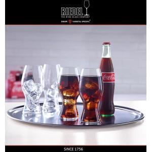 BAR Бокал для газировки Coca-Cola Special Glass, 1 шт, 480 мл, хрусталин, Riedel, Австрия, арт. 16522, фото 4