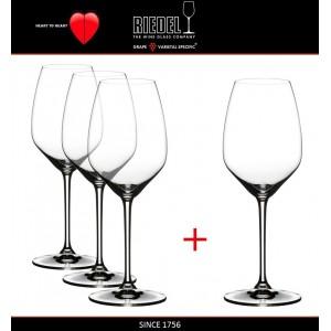 Набор бокалов для белых и красных вин Riesling и Sauvignon Blanc, 4 шт, объем 460 мл, машинная выдувка, Heart to Heart, RIEDEL, арт. 87577, фото 3