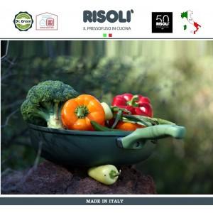Антипригарный вок Dr.Green, D 28 см, Risoli, Италия, арт. 89293, фото 7