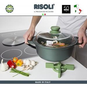 Антипригарный вок Dr.Green, D 28 см, Risoli, Италия, арт. 89293, фото 6
