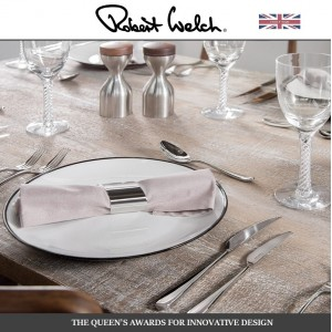 Набор приборов Radford Bright для раскладки закусок и гарниров, 2 предмета, ROBERT WELCH, Великобритания, арт. 2336, фото 3
