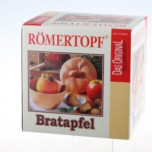 Емкость для запекания яблока D 14 см, H 13 см, красная глина, ROEMERTOPF, Германия, арт. 2643, фото 4