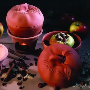 Емкость для запекания яблока D 14 см, H 13 см, красная глина, ROEMERTOPF, Германия, арт. 2643, фото 6