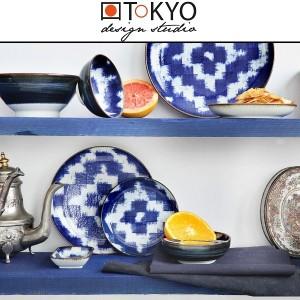Обеденная тарелка BURASHI, D 25 см, TOKYO DESIGN, Нидерланды, арт. 80268, фото 2