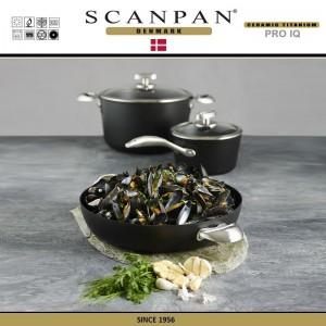 Антипригарная сковорода-паэльера PRO IQ с крышкой, D 32 см, SCANPAN, Дания, арт. 88219, фото 6