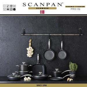 Антипригарная сковорода-паэльера PRO IQ с крышкой, D 32 см, SCANPAN, Дания, арт. 88219, фото 11