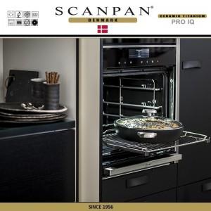 Антипригарная сковорода-паэльера PRO IQ с крышкой, D 32 см, SCANPAN, Дания, арт. 88219, фото 5