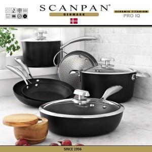 Антипригарная сковорода-паэльера PRO IQ с крышкой, D 32 см, SCANPAN, Дания, арт. 88219, фото 7