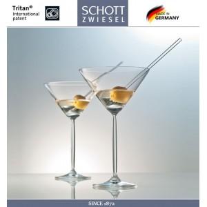 Набор бокалов DIVA для коктейлей, мартини, 251 мл, 6 шт, SCHOTT ZWIESEL, Германия, арт. 2724, фото 3
