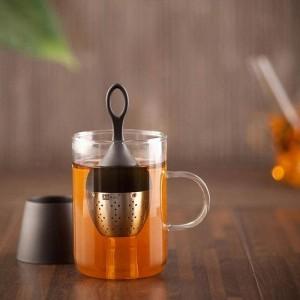 Ситечко FLOATEA для заваривания чая, зеленый, AdHoc, арт. 17533, фото 2