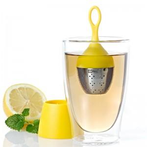 Ситечко FLOATEA Mini для заваривания чая, черный, AdHoc, арт. 17532, фото 3