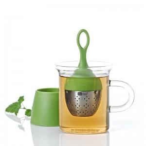 Ситечко FLOATEA Mini для заваривания чая, черный, AdHoc, арт. 17532, фото 4