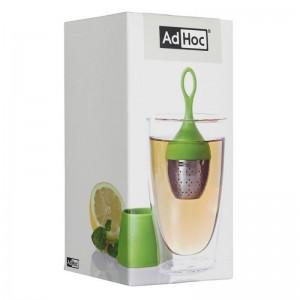 Ситечко FLOATEA для заваривания чая, зеленый, AdHoc, арт. 17533, фото 5