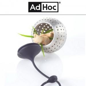 Инфьюзер SPICE BOMB для трав и специй для бульонов, глинтвейна, AdHoc, арт. 17521, фото 5