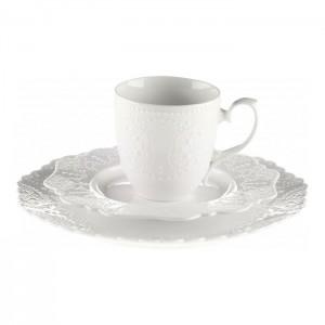 Пара чайная, 250 мл, фарфор, серия Vivien, Walmer, арт. 72139, фото 3