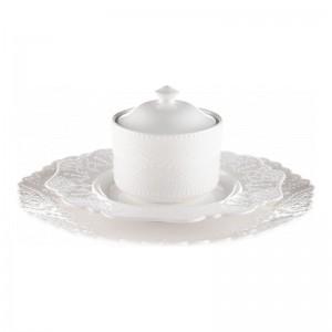 Пара чайная, 250 мл, фарфор, серия Vivien, Walmer, арт. 72139, фото 4