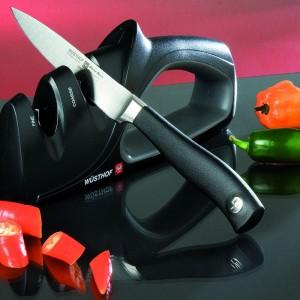 Точилка для ножей, двухуровневая, серия Knife sharpeners, WUESTHOF, Германия, арт. 3326, фото 3