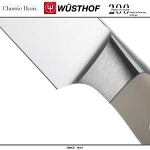 Нож Chef поварской, лезвие 20 см, серия Ikon Cream White, WUESTHOF, Золинген, Германия, арт. 3204, фото 3