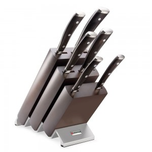 Набор ножей 6 предметов в подставке, серия Ikon, WUESTHOF, Золинген, Германия, арт. 3178, фото 2